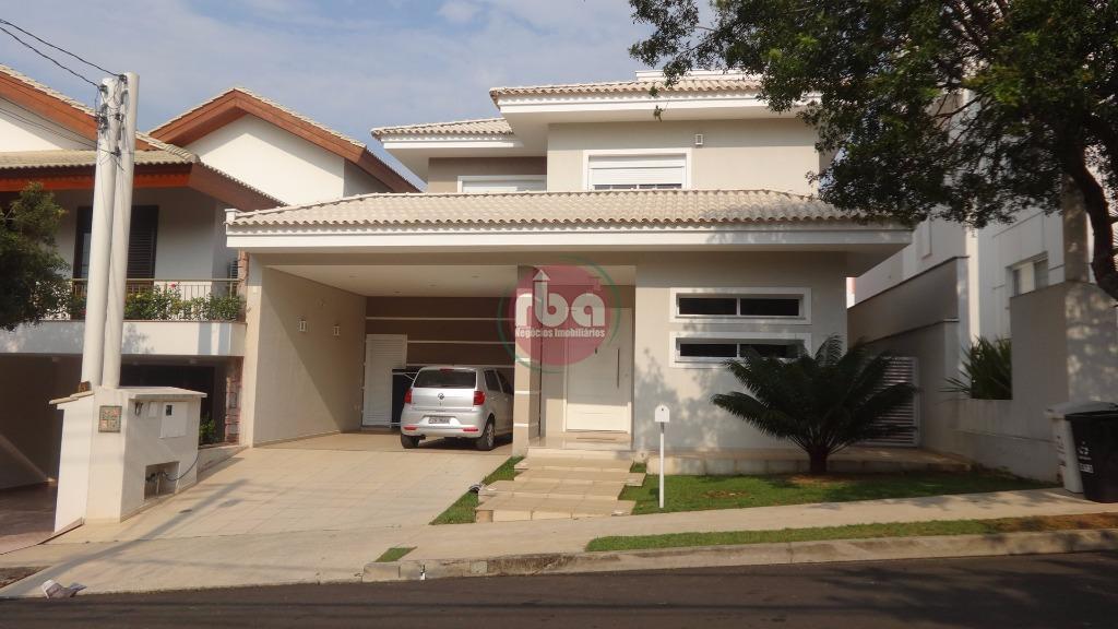 Casa 4 Dorm, Condomínio Sunset Village, Sorocaba (CA0453)