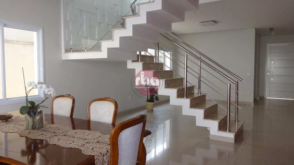 Casa 4 Dorm, Condomínio Sunset Village, Sorocaba (CA0453) - Foto 3