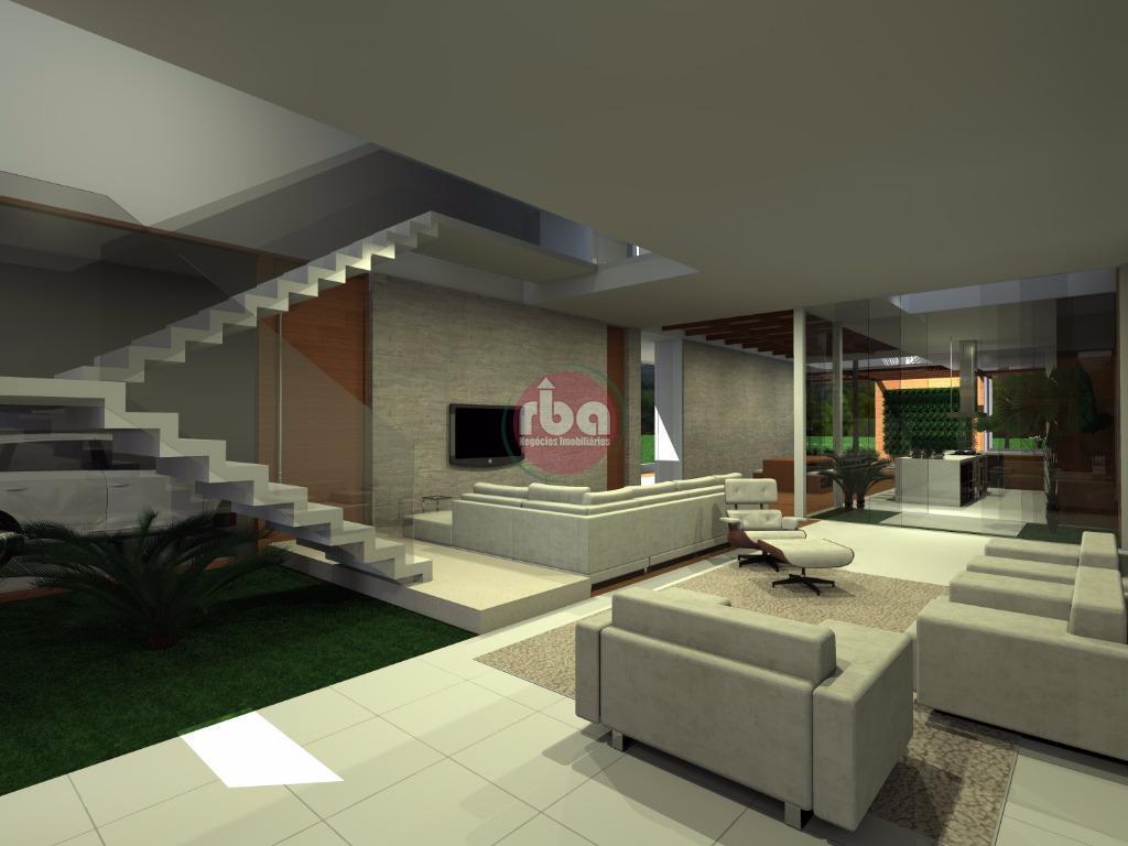 Casa 4 Dorm, Condomínio Sunset Village, Sorocaba (CA0458) - Foto 3