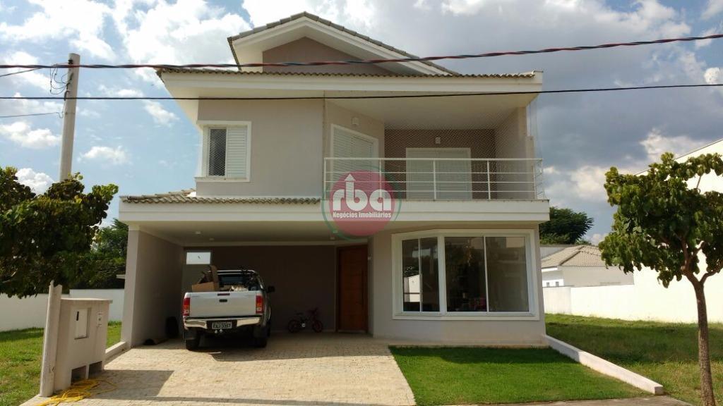 Casa 3 Dorm, Condomínio Ibiti Royal Park, Sorocaba (CA0467)