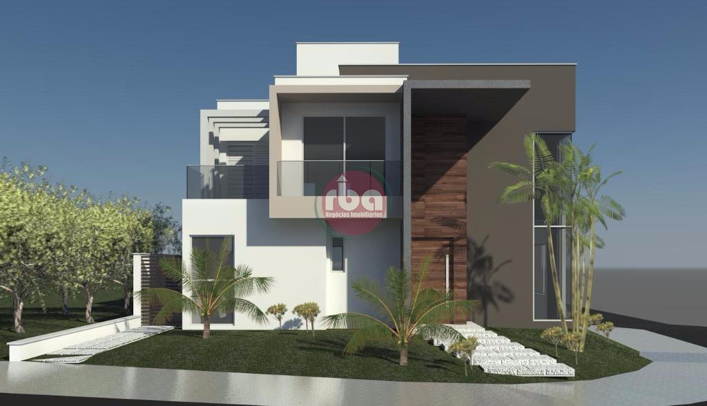 Imóvel: Casa 4 Dorm, Condomínio Residencial Giverny, Sorocaba (CA0473)