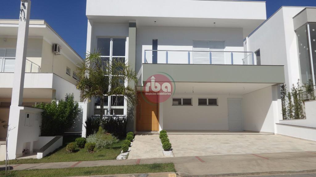 Casa 3 Dorm, Condomínio Residencial Giverny, Sorocaba (CA0475)