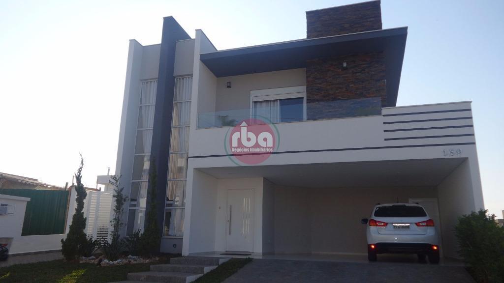 Casa 3 Dorm, Condomínio Residencial Giverny, Sorocaba (CA0480)