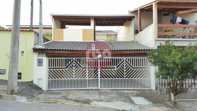 Casa 3 Dorm, Wanel Ville, Sorocaba (CA0483)