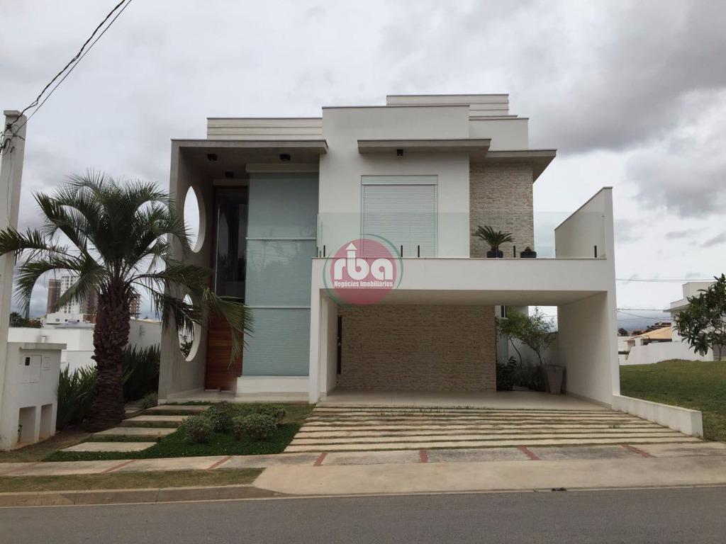 Casa 3 Dorm, Condomínio Residencial Giverny, Sorocaba (CA0489)