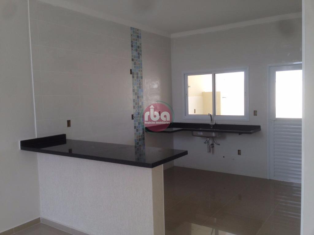 Casa 3 Dorm, Condominio Golden Park Residence Ii, Sorocaba (CA0496) - Foto 3