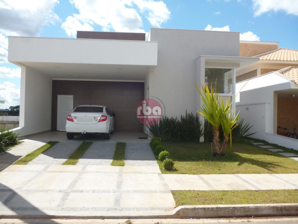 Casa 3 Dorm, Condomínio Colinas do Sol, Sorocaba (CA0497)