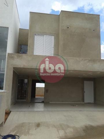 Casa 3 Dorm, Condomínio Villagio Milano, Sorocaba (CA0086) - Foto 2