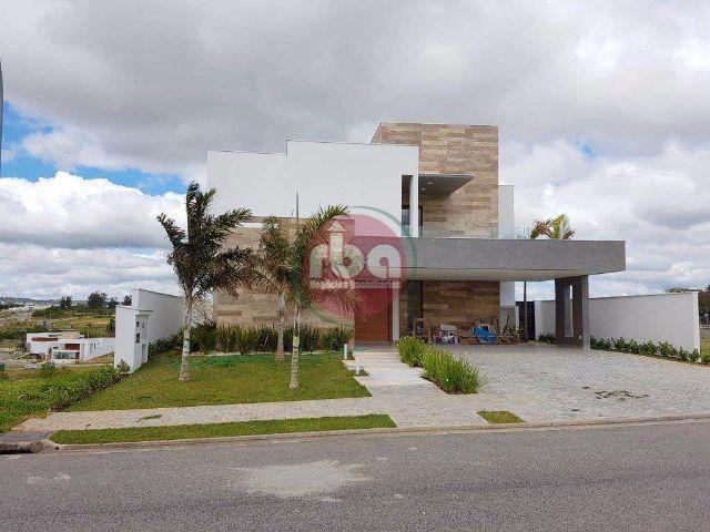 Casa 3 Dorm, Alphaville Nova Esplanada I, Votorantim (CA0501)