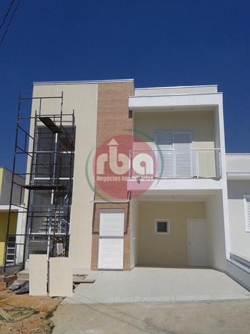 Casa 3 Dorm, Condomínio Horto Florestal Ii, Sorocaba (CA0517)