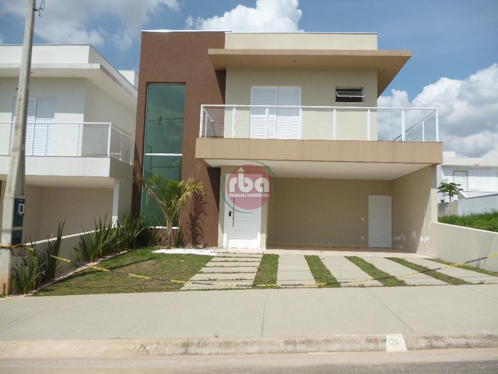 Casa 3 Dorm, Condomínio Campos do Conde, Sorocaba (CA0358)