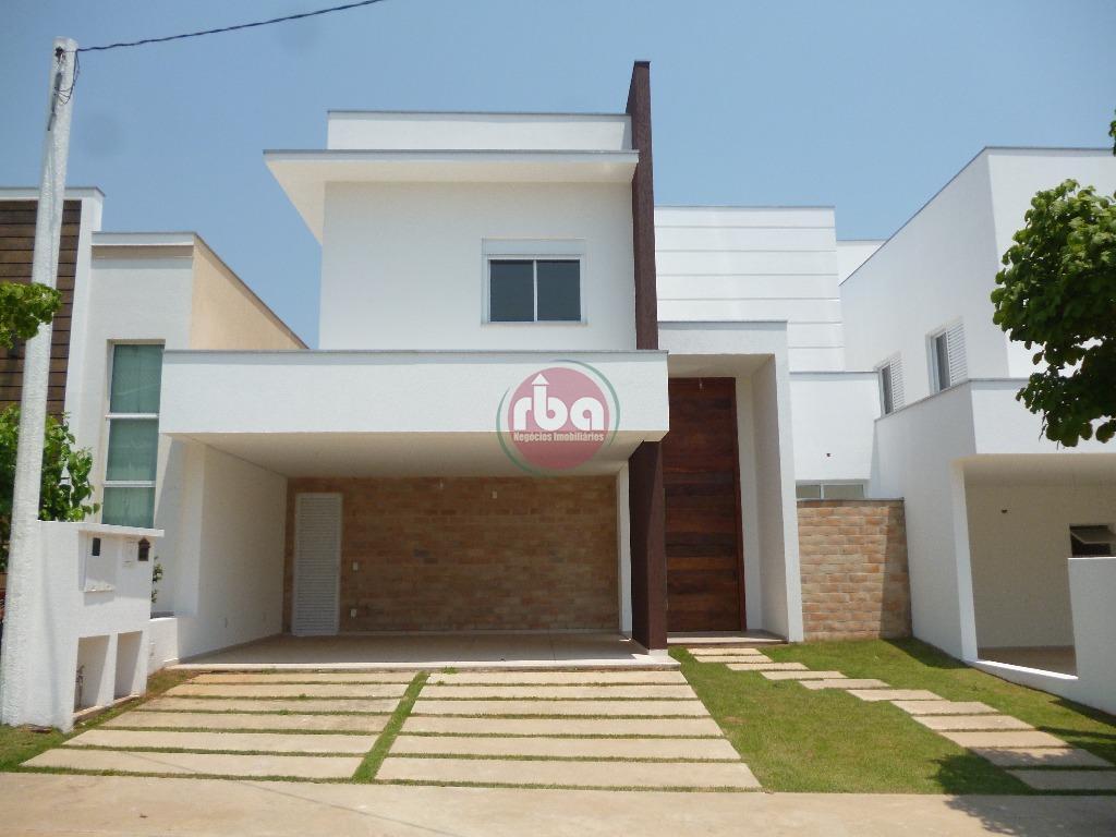 Casa 3 Dorm, Condomínio Ibiti Royal Park, Sorocaba (CA0207)