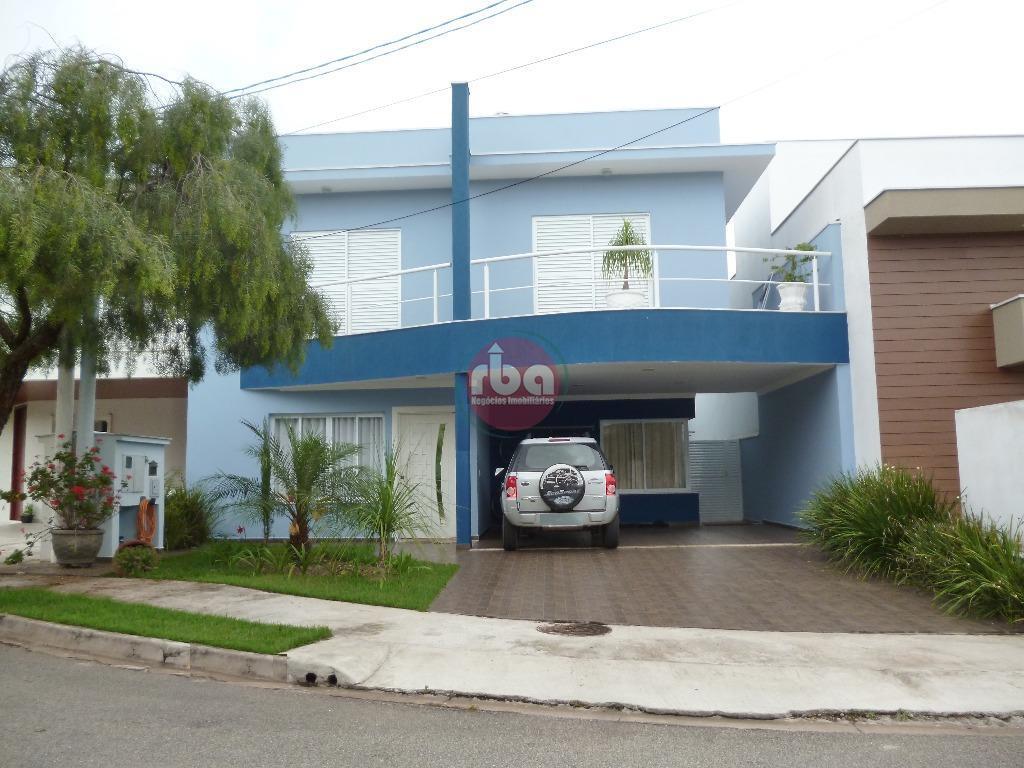 Casa 4 Dorm, Condomínio Ibiti Royal Park, Sorocaba (CA0251)