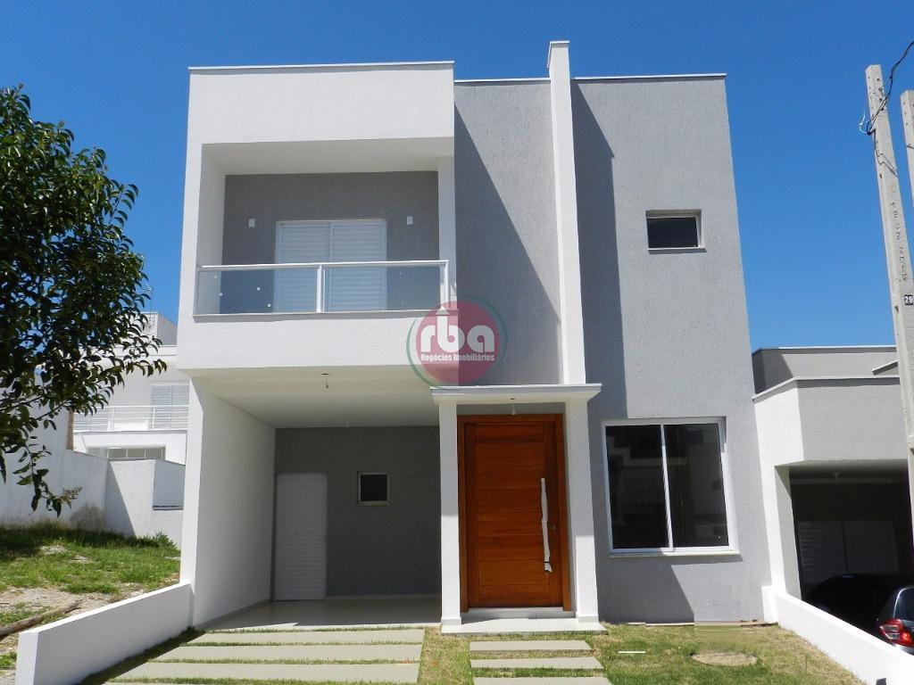 Casa 3 Dorm, Condominio Golden Park Residence Ii, Sorocaba (CA0266)