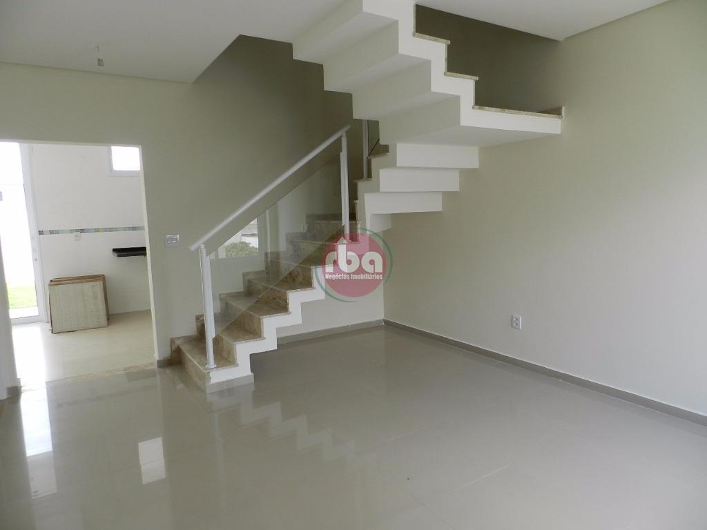 Casa 3 Dorm, Condominio Golden Park Residence Ii, Sorocaba (CA0266) - Foto 2