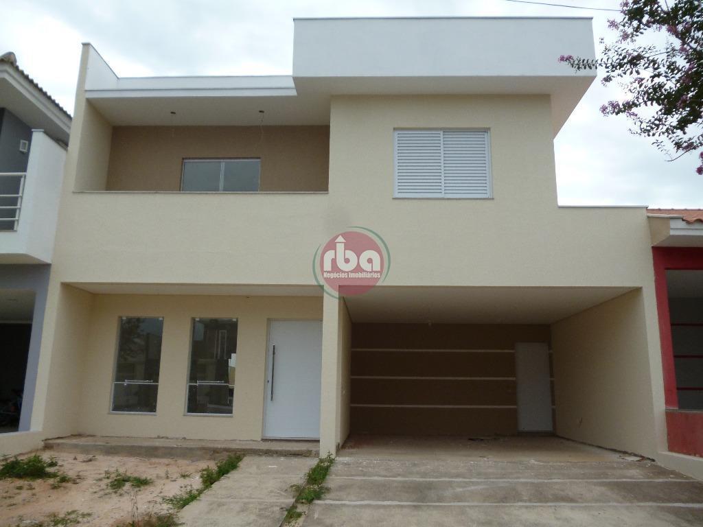 Casa 3 Dorm, Condomínio Ibiti Royal Park, Sorocaba (CA0454)