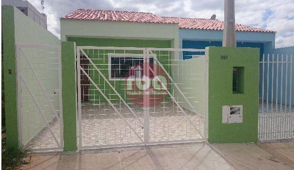 Casa 2 Dorm, Parque São Bento, Sorocaba (CA0450)