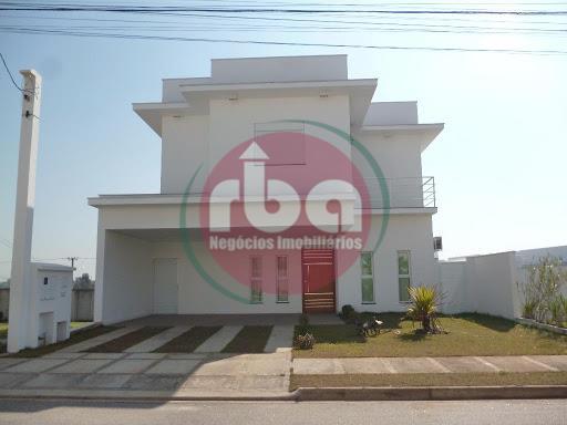 Imóvel: RBA Negócios Imobiliários - Casa 4 Dorm, Sorocaba