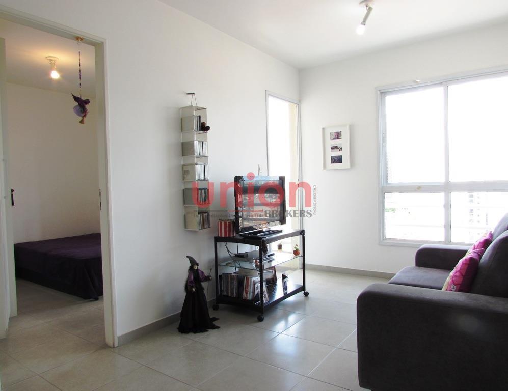 Apartamento residencial para venda e locação, Mirandópolis, São Paulo.