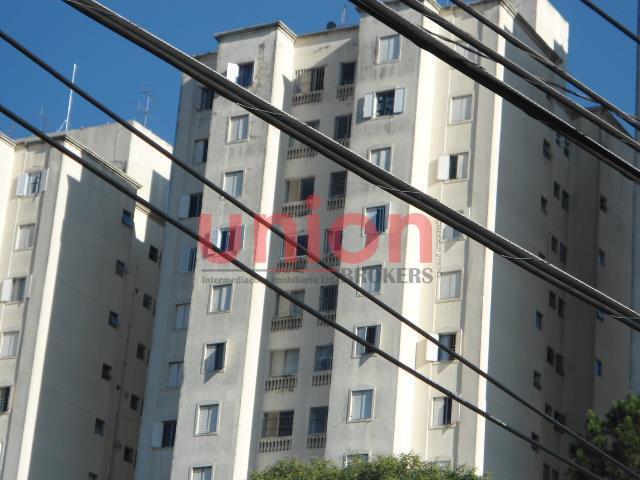 Apartamento residencial para locação, Vila Monte Alegre, São Paulo.
