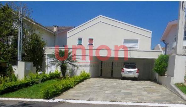 Sobrado residencial à venda, Residencial Três (Alphaville), Santana de Parnaíba.