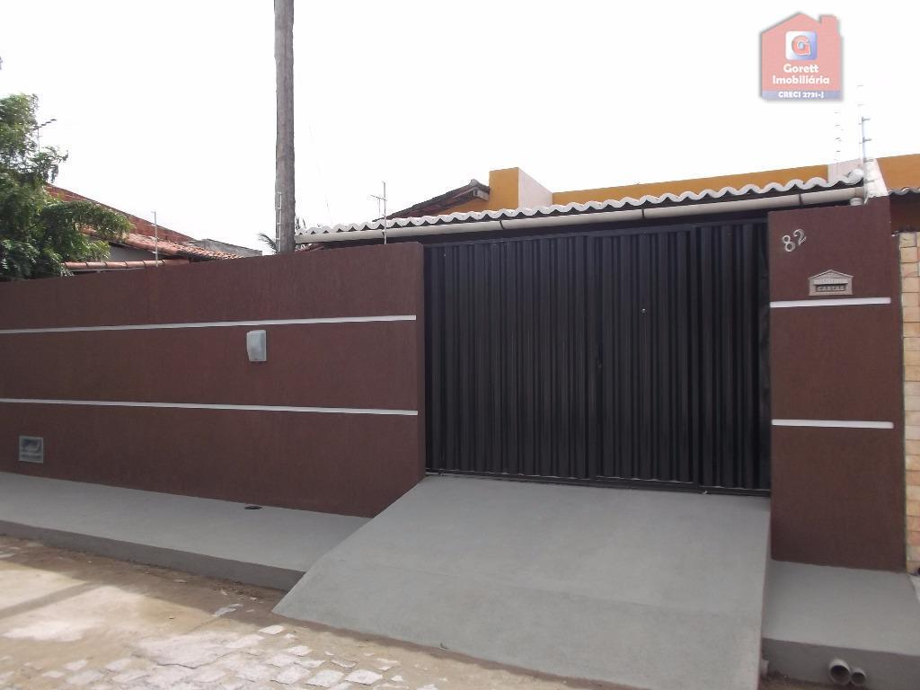 Casa residencial à venda, Emaús, Parnamirim.V1553