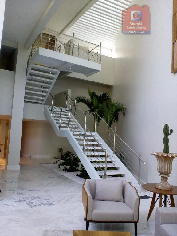 apartamento com sala para 2 ambientes, lavabo, hall, 4 quartos sendo 2 suítes e 1 com...
