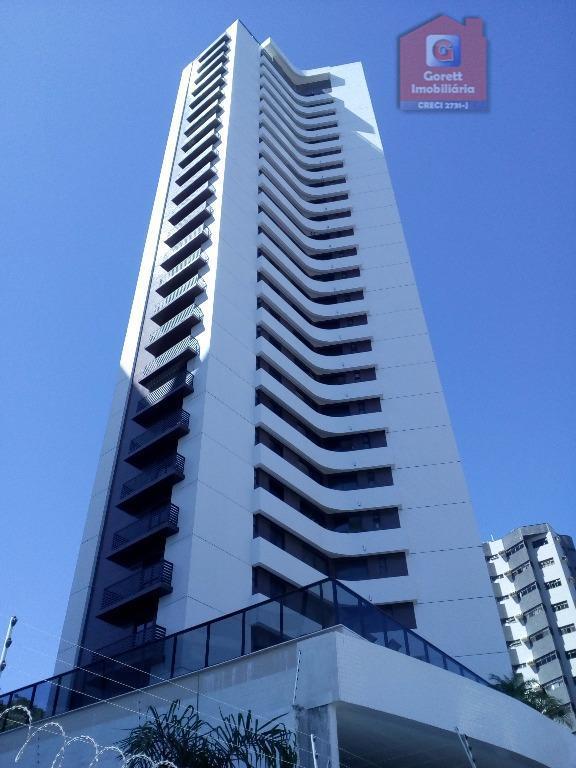 Apartamento residencial à venda, Tirol, Natal.V2090