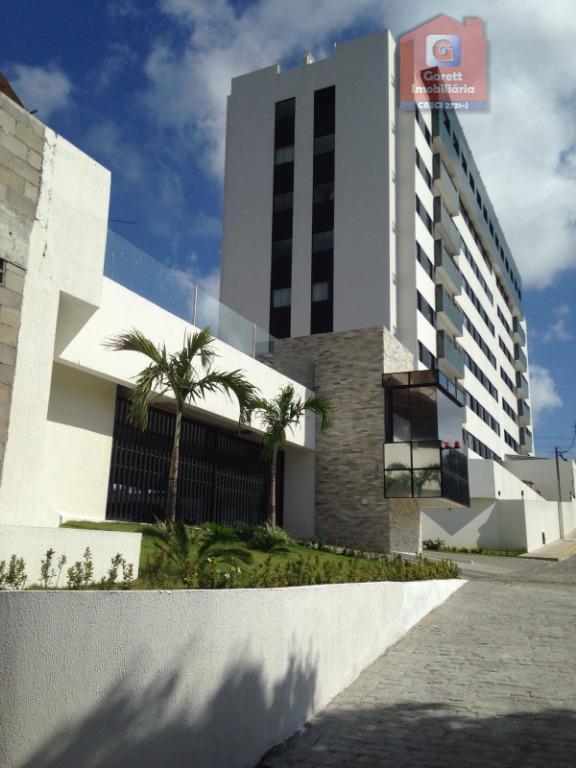 Apartamento com 2 dormitórios à venda, 56 m² por R$ 230.000 - Nova Parnamirim - Parnamirim/RN
