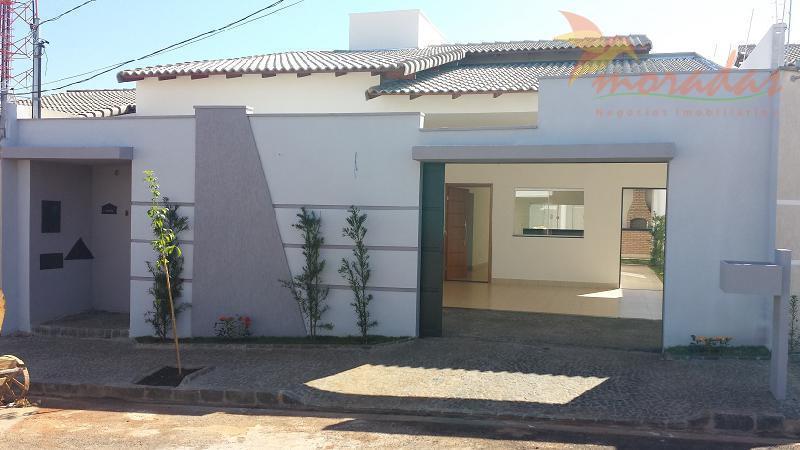 Casa residencial à venda, Bosque dos Buritis, Uberlândia.