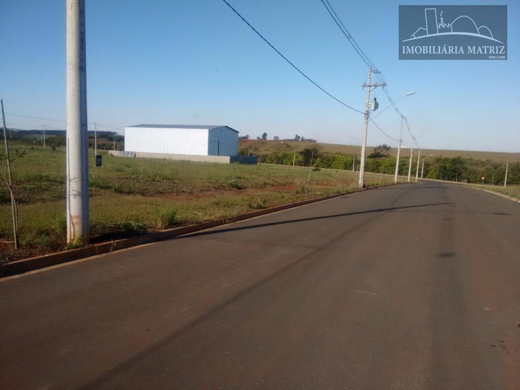 Terreno comercial à venda, Park Empresarial, Iracemápolis.