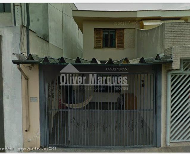 Sobrado residencial à venda, Jardim Peri Peri, São Paulo - SO0343.