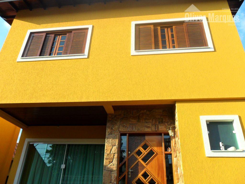 Sobrado residencial à venda, Adalgisa, Osasco - CA0859.