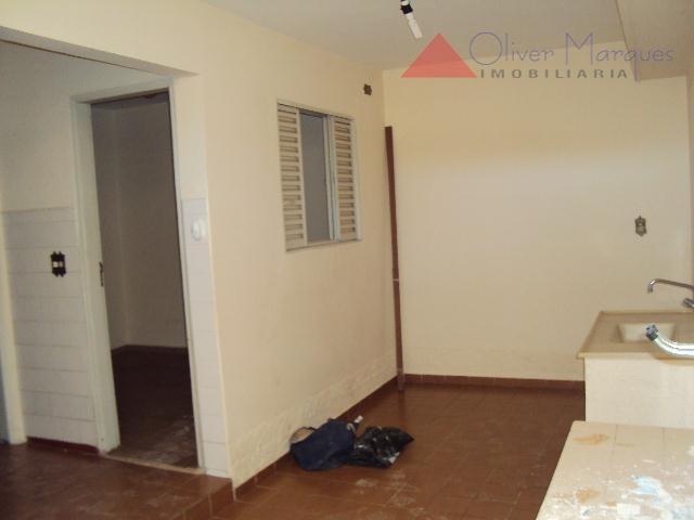 Sobrado residencial para locação, Parque Continental, São Paulo - SO0435.