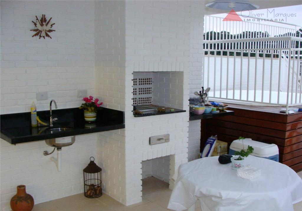 Cobertura residencial à venda, Cidade São Francisco, São Paulo - CO0041.