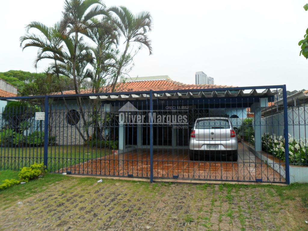 Casa residencial à venda, Parque Continental, São Paulo - CA0260.