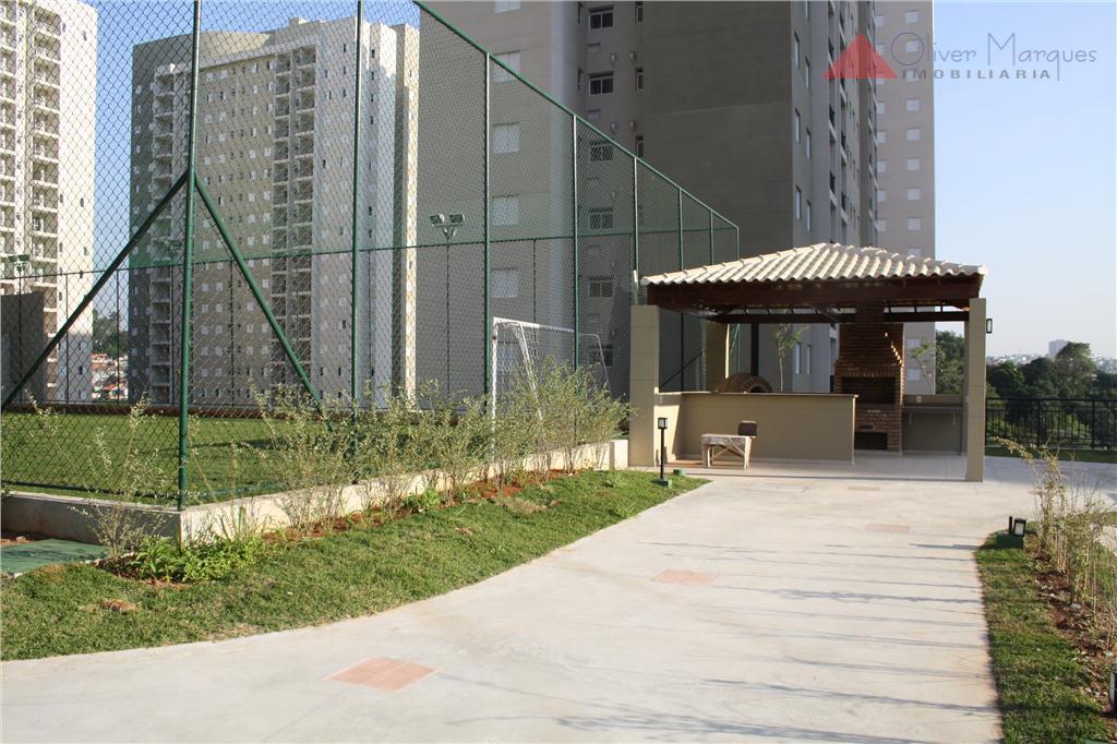 Apartamento residencial para locação, Umuarama, Osasco - AP4889.