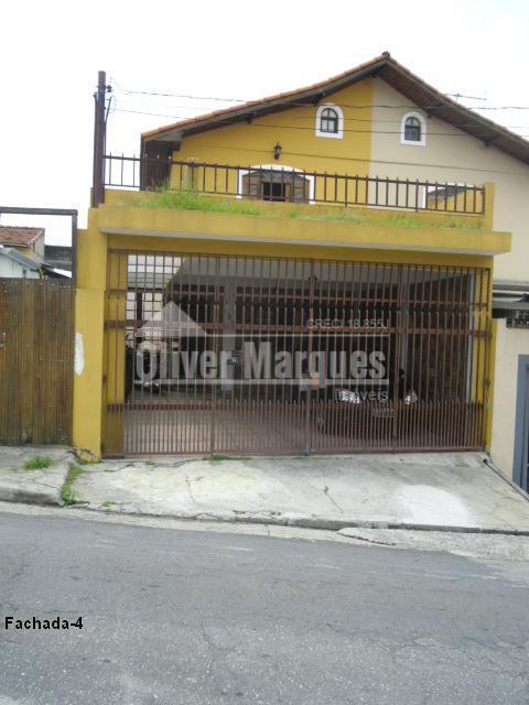 Sobrado residencial à venda, Butantã, São Paulo - SO0550.