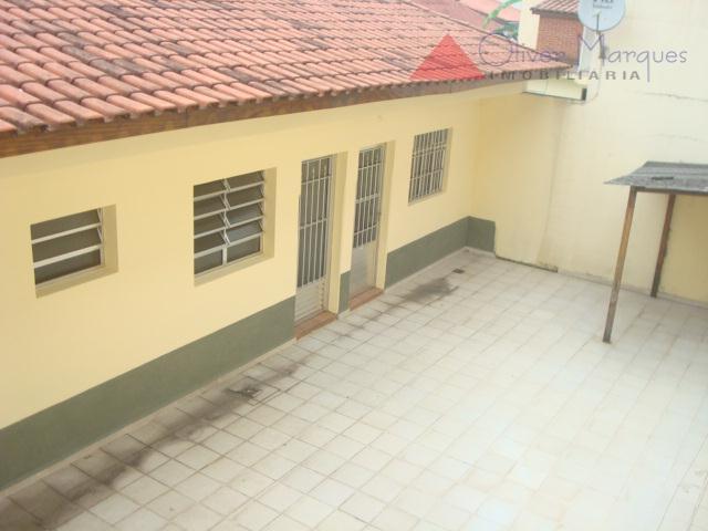 Casa residencial para locação, City Bussocaba, Osasco - CA0948.