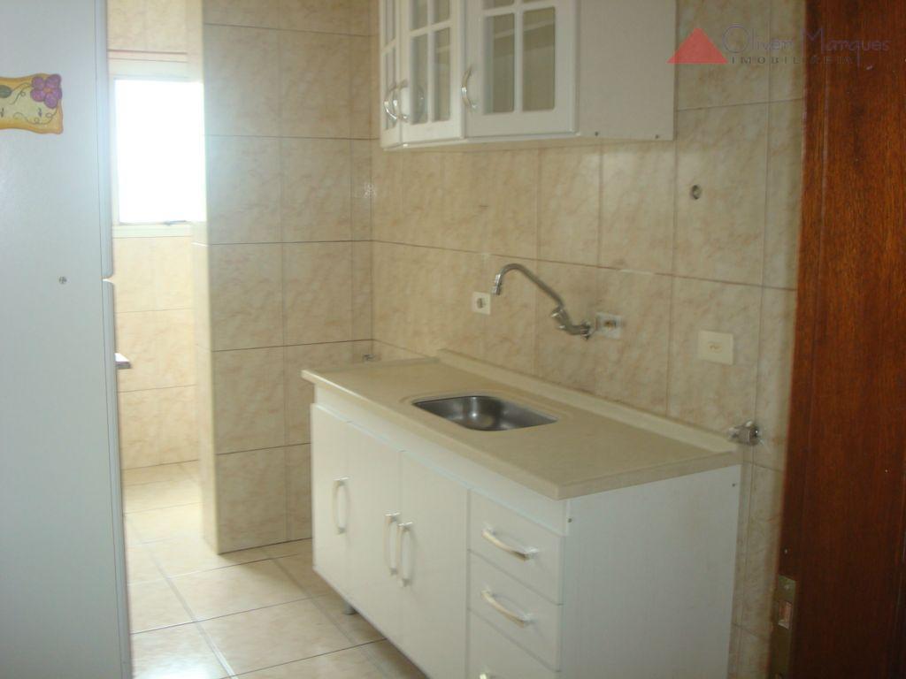 Apartamento residencial para locação, Jaguaré, São Paulo - AP1766.