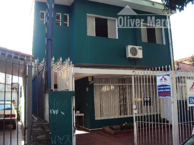 Sobrado comercial para locação, Vila Yara, Osasco - SO0664.