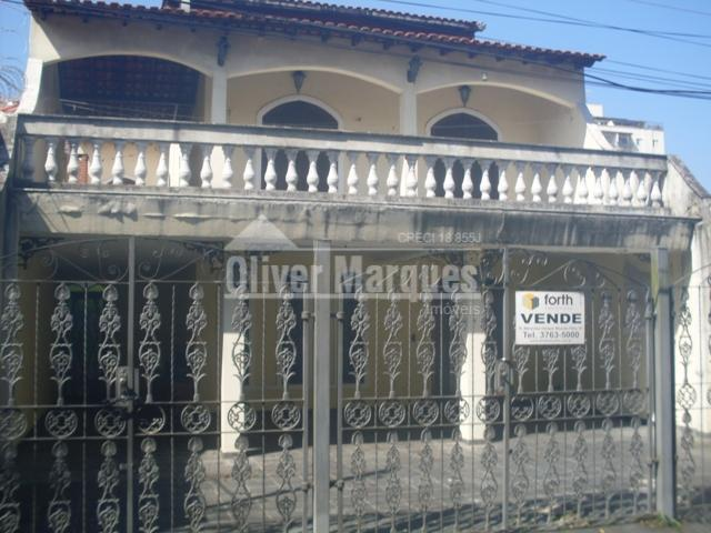 Sobrado residencial à venda, Vila São Francisco, São Paulo - CA0386.
