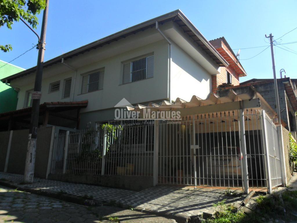 Sobrado residencial à venda, Centro, Osasco.