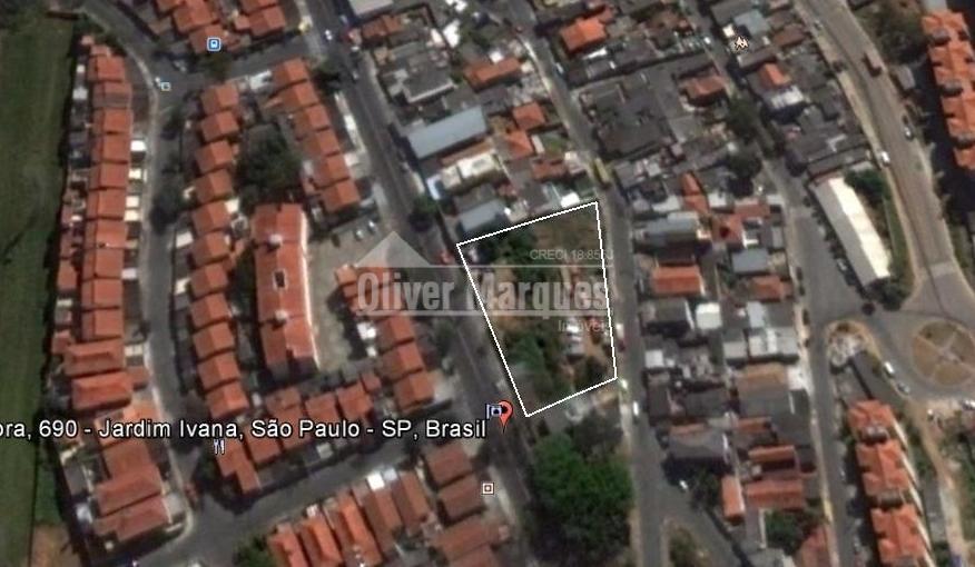 Terreno  comercial à venda, Jardim Ivana, São Paulo.