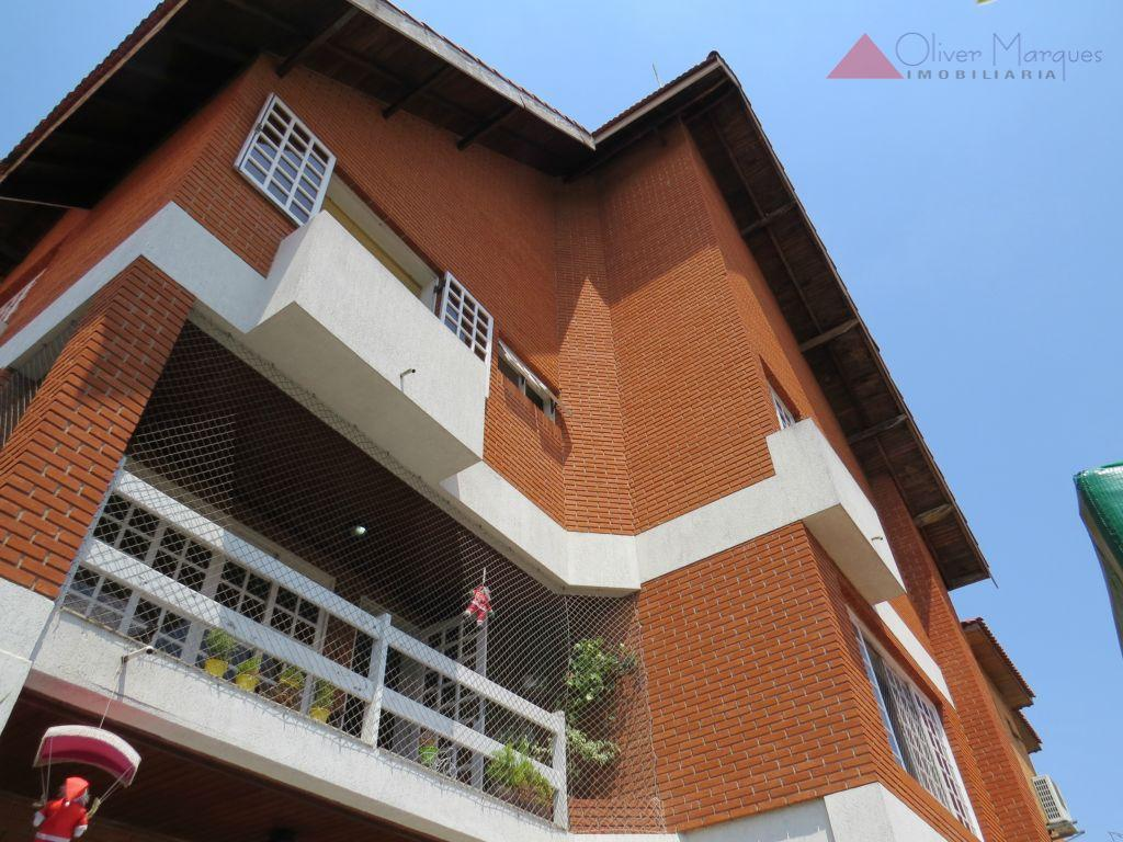 Sobrado residencial à venda, Vila São Francisco, São Paulo - SO1112.
