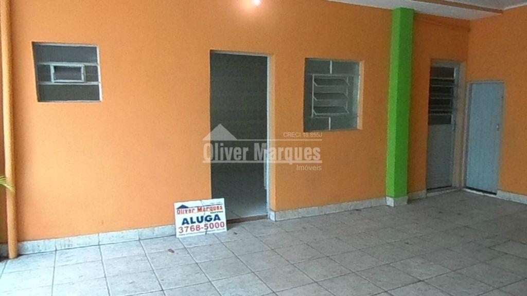 Casa residencial para locação, Padroeira, Osasco - CA0614.