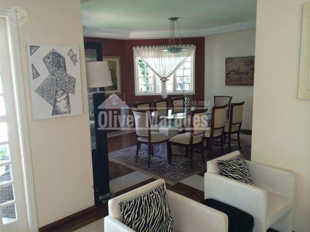 Casa residencial à venda, Residencial Quatro (Alphaville), Santana de Parnaíba - CA0619.