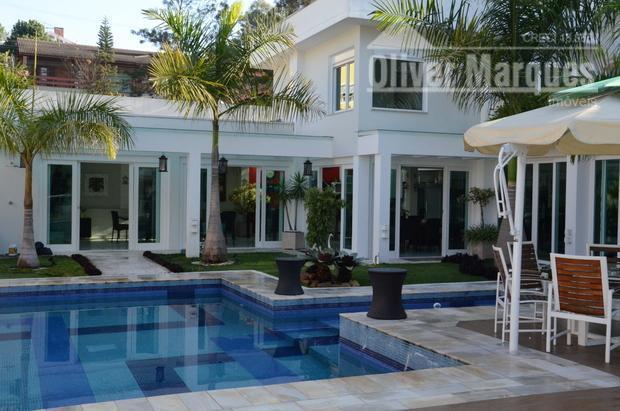 Casa residencial à venda, Residencial das Estrelas, Barueri - CA0635.