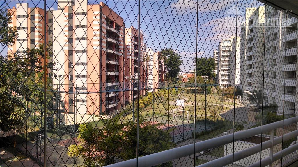 Apartamento residencial à venda, Vila São Francisco, São Paulo - AP3294.