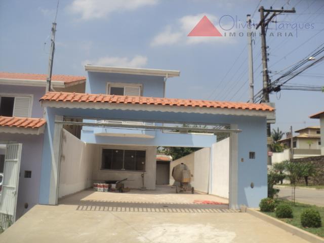 Sobrado residencial à venda, Granja Viana, Cotia - SO1152.